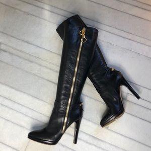 Roberto Cavalli tall boots